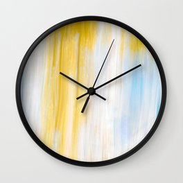 Indomitable Light 4 Wall Clock
