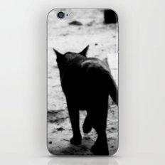 All In Black iPhone & iPod Skin