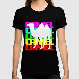 CAMEL PRESENTS T-shirt