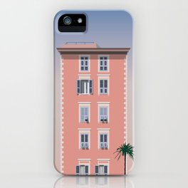 building in France iPhone Case