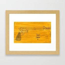 NeverKnowsBest Framed Art Print