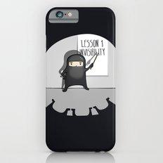 Ninja lessons: Invisibility. iPhone 6s Slim Case