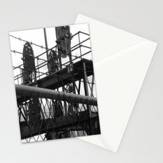 CROSSING  Stationery Cards