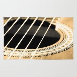 On A String Rug