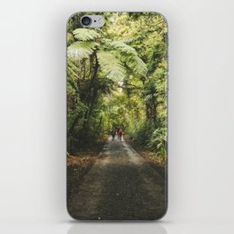 Rainforest Walks iPhone Skin
