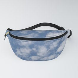 TEXTURES:Just Clouds #2 Fanny Pack