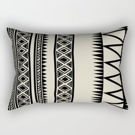 MALOU ZEBRA Rectangular Pillow