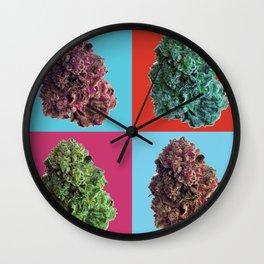 Nugs Wall Clock