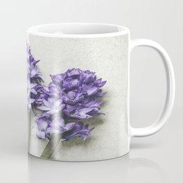 Three Lilac Hyacinth Coffee Mug