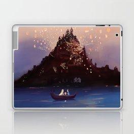 I see the lights  Laptop & iPad Skin
