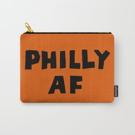 Philly AF (Orange) Carry-All Pouch