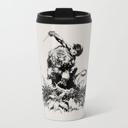 Lord of the Jungle Travel Mug