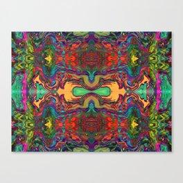 Jungle Vibes Canvas Print