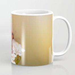 Ringlet brown butterfly Coffee Mug