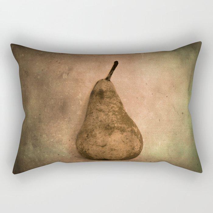 Once Upon a pear Rectangular Pillow