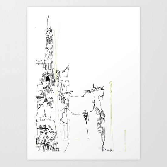 what else is bigger than you Art Print