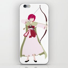 Archer Yona iPhone Skin