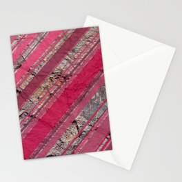 Pink  & Rock Stationery Cards