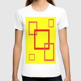 easy edge  (A7 B0118) T-shirt