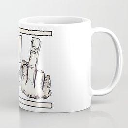 Milestone 70th Birthday - Gag Bday Joke Gift Idea: 69+1 Coffee Mug