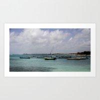 See Landscape Art Print