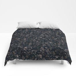 wind flower 1 Comforters