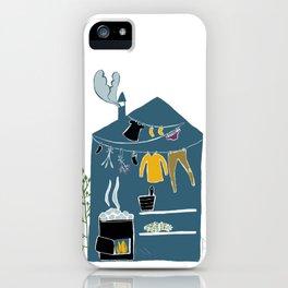 Sauna iPhone Case