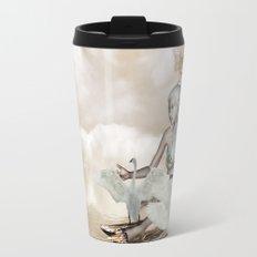 Fairy and the swan Travel Mug