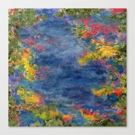 Vernal Pond Canvas Print