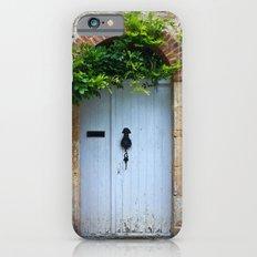 old door in France iPhone 6s Slim Case