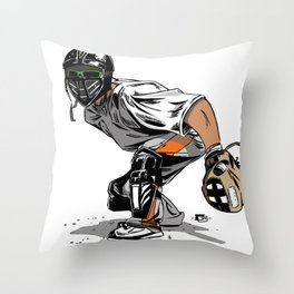 Conference Throw Pillow