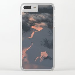 Iceland 10.2018 No.20 Clear iPhone Case
