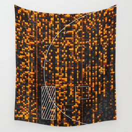 Dreadfully Distinct Wall Tapestry