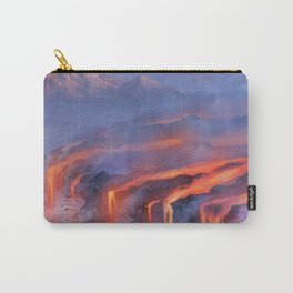Water and Fire Carry-All Pouch