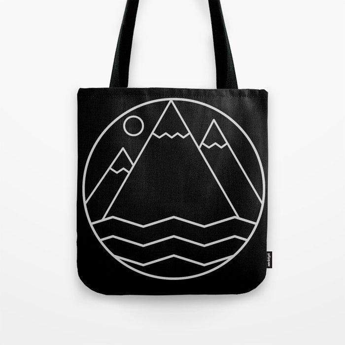 Alpine Summit Tote Bag