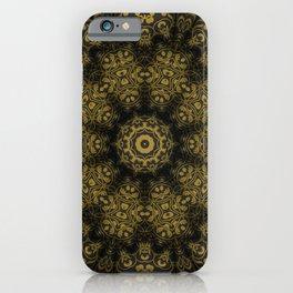 Elegant mandala 1 iPhone Case