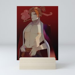 Lord Mini Art Print