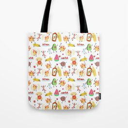 cookout Tote Bag