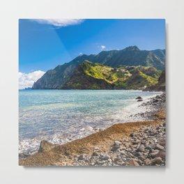 Amazing Madeira Metal Print