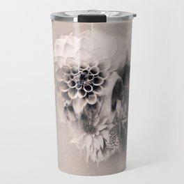 Decay Skull Light Travel Mug