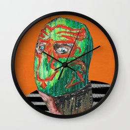 next level halitosis Wall Clock