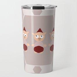 The piglet troup Travel Mug