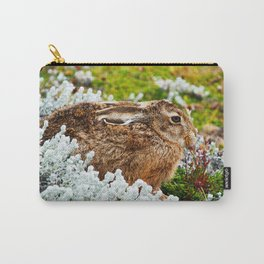 Rabbit at Otway Sound Chile Carry-All Pouch
