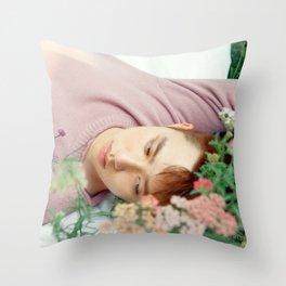 D.O / Do Kyung Soo - EXO Throw Pillow