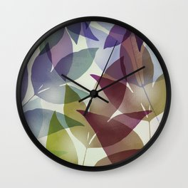 Through Wall Clock
