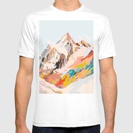 glass mountains T-shirt