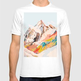 glass mountains T-shirt