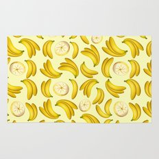 Banana Fruity Pattern  Rug