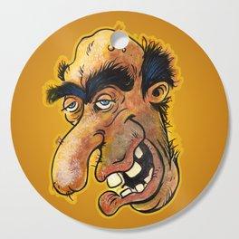 Weird-Ass Face #3 Cutting Board