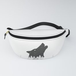 The Howl In The Night Fanny Pack